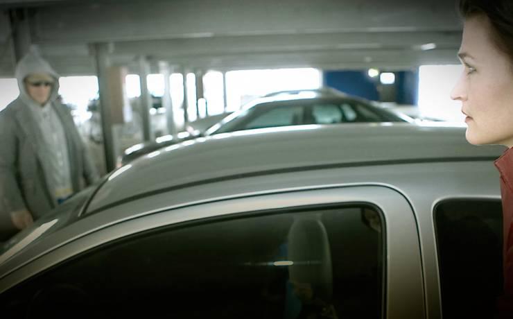 Sicherheit am und im Fahrzeug